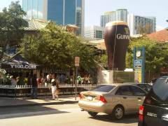 Mary Brickell Village St. Patrick's Day 2011