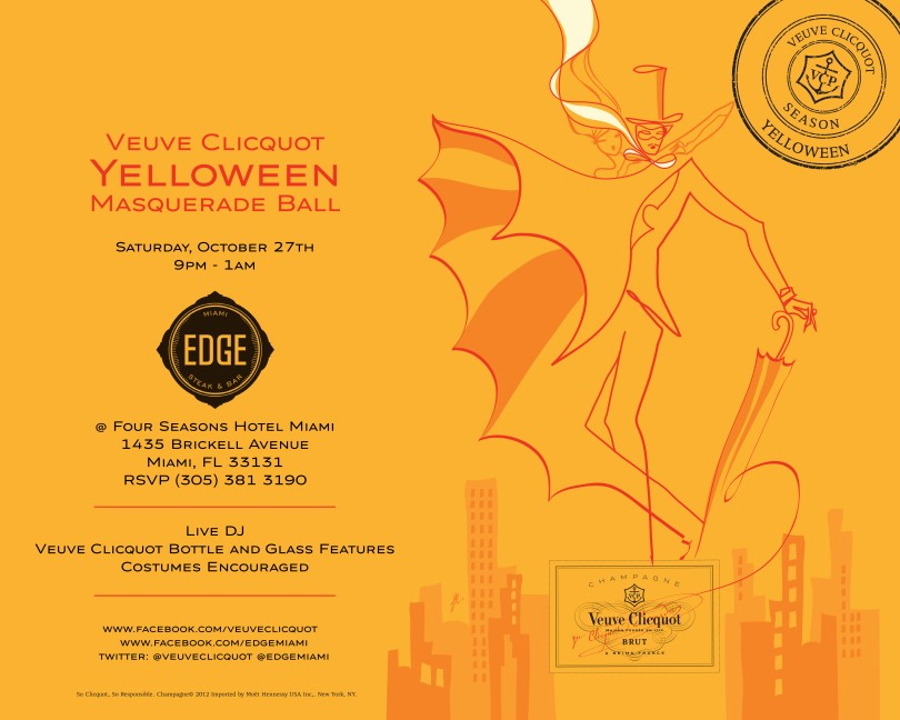 Yelloween Four Seasons Miami